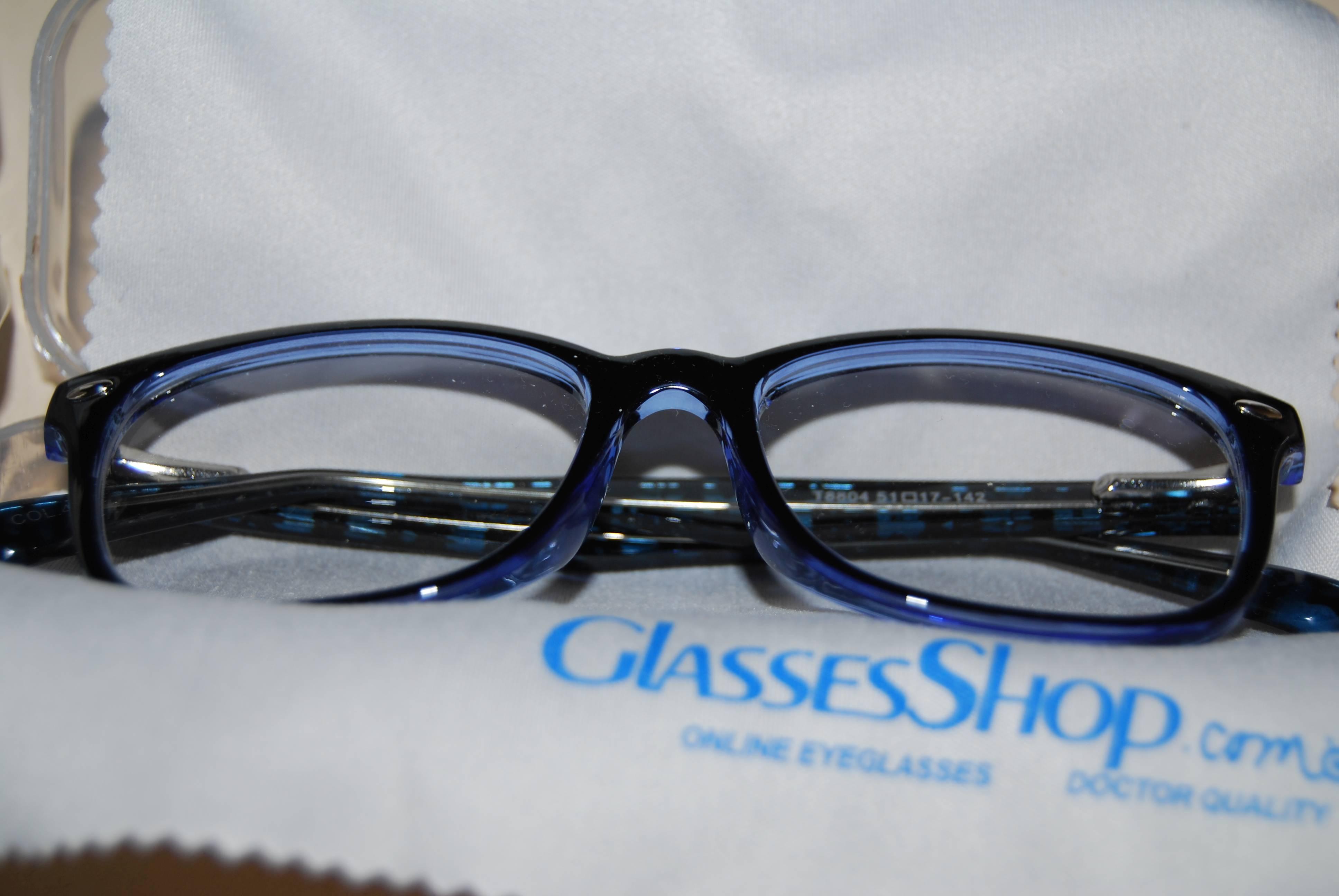 simulator de ochelari de vedere