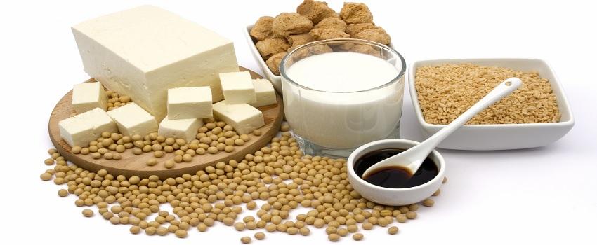 Alimentele din soia – o sursă de energie foarte bogată în proteine